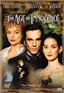 "Cover of ""The Age of Innocence"""