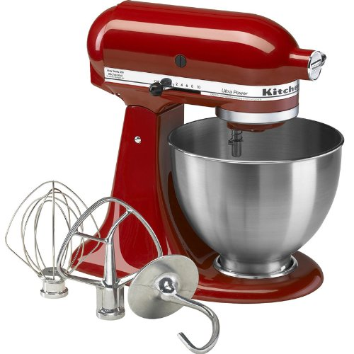 best price kitchenaid 4 1 2 quart ultra power stand mixer empire red in usa please check for new updates it is recommended urgent please read the details - Kitchenaid Mixer Best Price