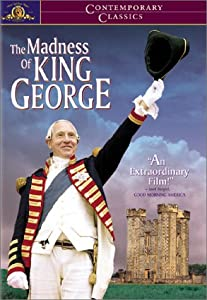 """Cover of """"The Madness of King George"""""""