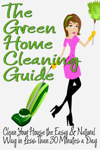 The green home cleaning guide review green power for Green home guide