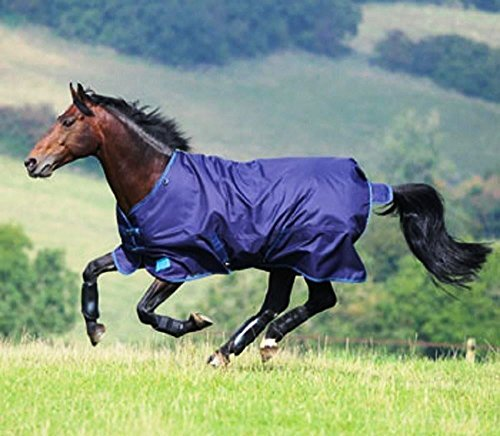 Shires Tempest Plus 200G Turnout Blanket 81 Sporting Goods