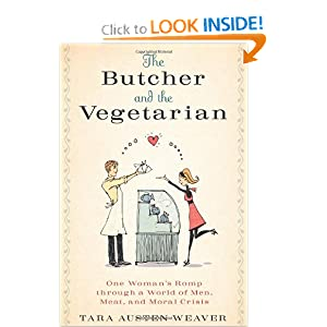 The Butcher and the Vegetarian cover