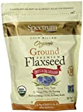 Spectrum Essentials Organic Ground Essential Flaxseed 14 oz.