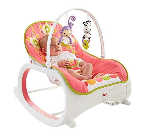 Fisher Price Infant To Toddler Rocker Bouncer Vibrating