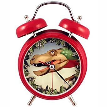 T-Rex Kids Talking Dinosaur Alarm Clock