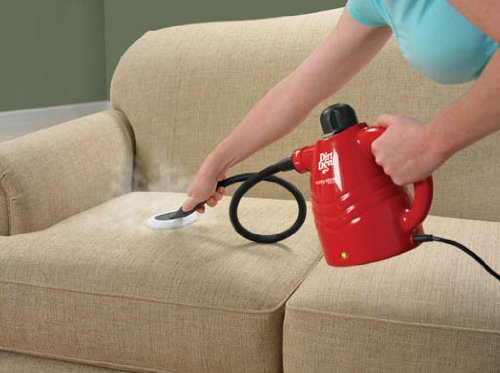 Portable Steam Cleaner Handheld Carpet Furniture Stove Curtain Sink Steamer Mess