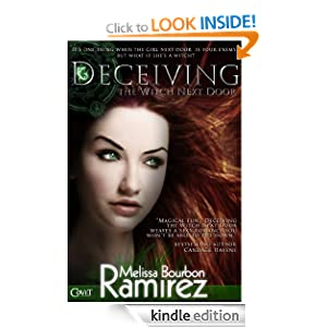 Deceiving the Witch Next Door (Entangled Covet)
