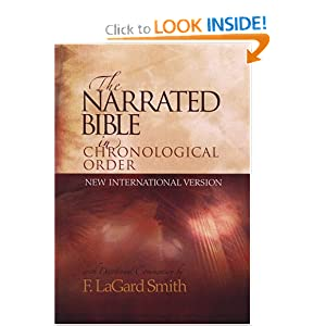 The Narrated Bible in Chronological Order (NIV)
