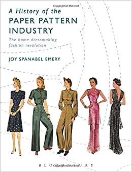 Threadsmagazine Item 42896 University Curator Publishes Book On Paper Sewing Patterns