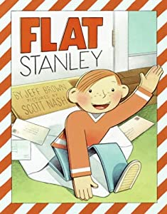 "Cover of ""Flat Stanley (picture book edit..."