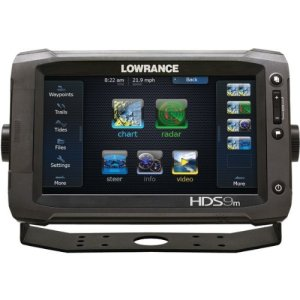 Lowrance HDS-9 Gen2 Touch Insight w/ 83/200 and LSS-2 Transom Mount Transducers review