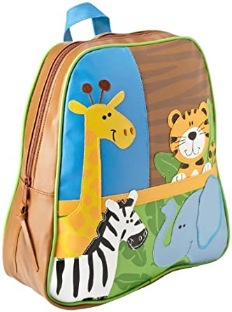 Stephen Joseph Kids Zoo Go-Go Backpack