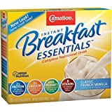 5000053062 Carnation Powder Instant Breakfast French Vanilla 12.6oz 10X6 Per ...
