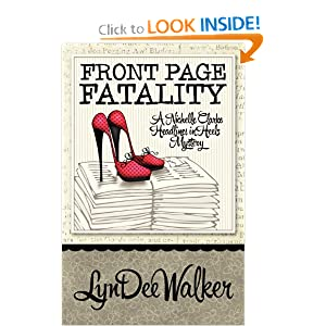 Front Page Fatality (A Nichelle Clarke Headlines in Heels Mystery)