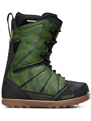 Thirtytwo Lashed Snowboard Boots, Camo, Size 11