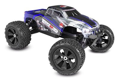 Redcat-Racing-Terremoto-V2-Brushless-Electric-Monster-Truck-with-24GHz-Remote-Control-18-Scale-Almost-RTR-Blue