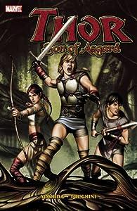 """Cover of """"Thor: Son of Asgard (Thor (Grap..."""