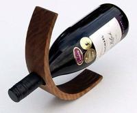 Amazon.com: Wood Wine Bottle Holder: Handmade