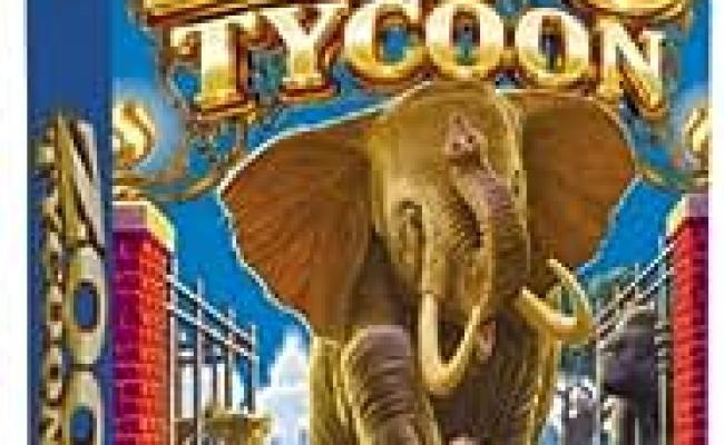 Amazon Zoo Tycoon Mac Pc Video Games