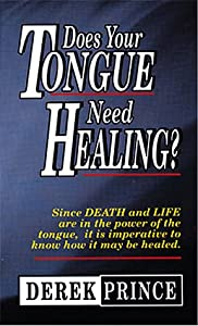 "Cover of ""Does Your Tongue Need Healing"""