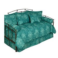 Amazon.com - Turquoise - Daybed Bedding Set - Comforter Sets