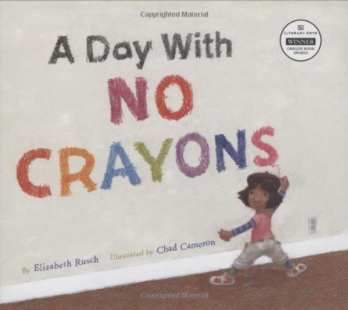 A Day With No Crayons!