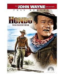 """Cover of """"Hondo (Full Screen)"""""""