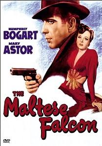 """Cover of """"The Maltese Falcon"""""""
