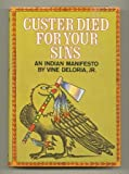 Custer Died For Your Sins cover