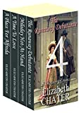 The Elizabeth Chater Regency Romance Collection #4