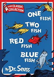 "Cover of ""One Fish, Two Fish (Dr.Seuss Cl..."