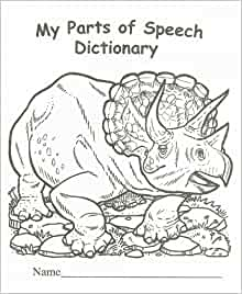 My Parts of Speech Dictionary: 9781564726100: Amazon.com