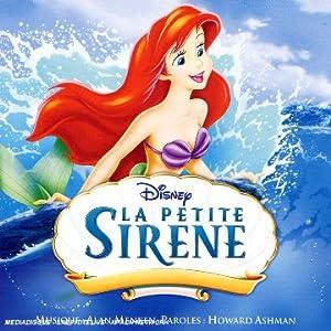 """Cover of """"La Petite Sirene"""""""