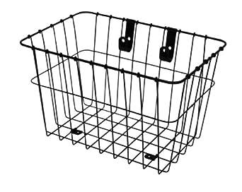 Vestil SCOOT-BSK Bolt-On Wire Basket for Manual Scooter