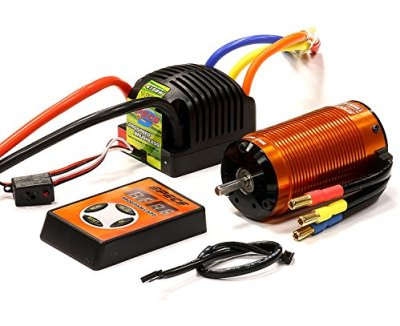 Integy-RC-Hobby-E2079-SPECS-4074-Brushless-1500Kv-Sensored-2S-6S-ESC-165A-for-E-Maxx-E-Revo-18