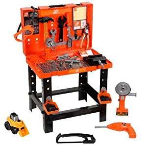 Home Depot Deluxe Carrying Case Workbench
