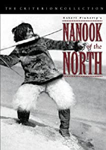 """Cover of """"Nanook of the North (Criterion ..."""