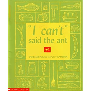 """""""I Can't"""" Said the Ant"""