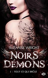 Noir Demon Tome 1 Pdf : demon, Noirs, Démons,, Brûle, Babelio