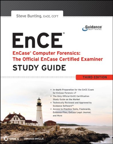 Download Free Ebooks EnCase Computer Forensics  The Official EnCE Pdf