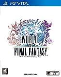 ワールド オブ ファイナルファンタジー (初回限定特典「バトル中にセフィロスが召喚可能になる」プロダクトコード 同梱) - PSVita