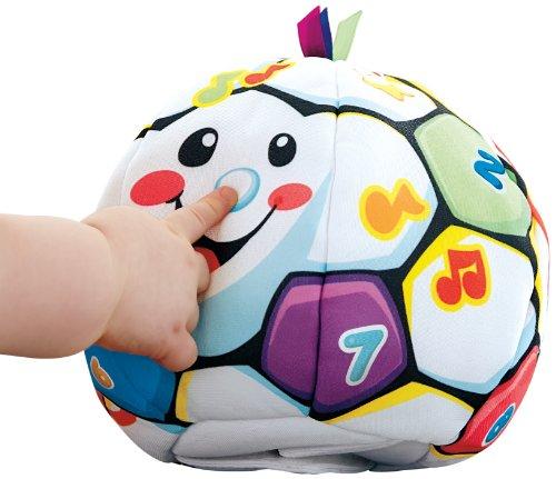 Fisher Price BMJ23 – Palla Interattiva Gioca e Impara