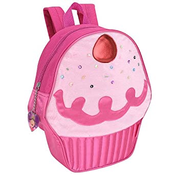 Pinkalicious 12.5 inch Cupcake Backpack
