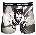 NEW! Marvel Wolverine Grey Boxer