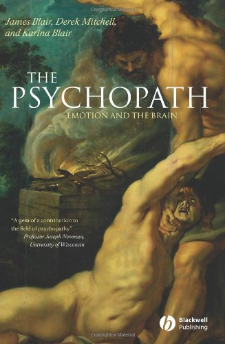 "Cover of ""The Psychopath: Emotion and the..."