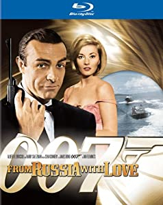 "Cover of ""From Russia with Love (James Bo..."