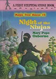 "Cover of ""Night of the Ninjas"""