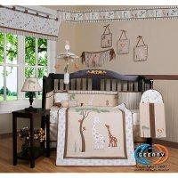 Amazon.com : Boutique Beautiful Giraffe Loving Family ...