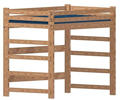 extra tall loft bed plans