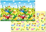 Dwinguler Safari Large Kid's Playmat